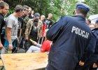 Woodstock 2015: Para pi�a drinki z w�dki i p�ynu do felg. S� w ci�kim stanie