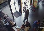 """Właściciel Zahir Kebab po napadzie na jego bar: """"Mam żal do policji"""""""