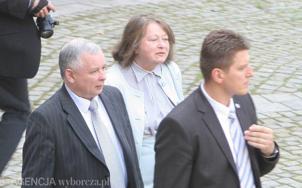 Miała pożyczyć Kaczyńskiemu 200 tys. złotych. Teraz zasiądzie w radzie nadzorczej PGE