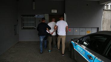Aresztowanie handlarzy dopalaczami