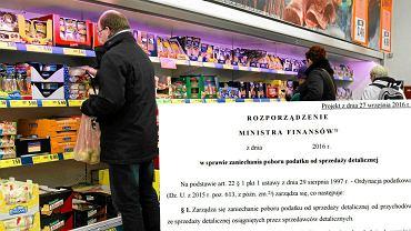 Oficjalnie - Ministerstwo Finans�w zaniecha pobierania podatku handlowego