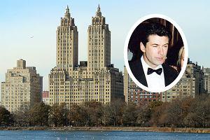 Alec Baldwin sprzedaje swój apartament w Nowym Jorku