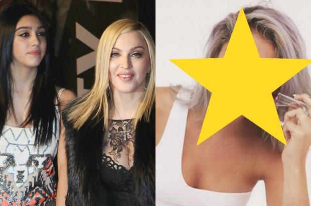 19-letnia Lourdes Leon zaliczyła swój debiut w roli modelki. Nastolatka została twarzą  kampanii perfum Stelli McCartney.