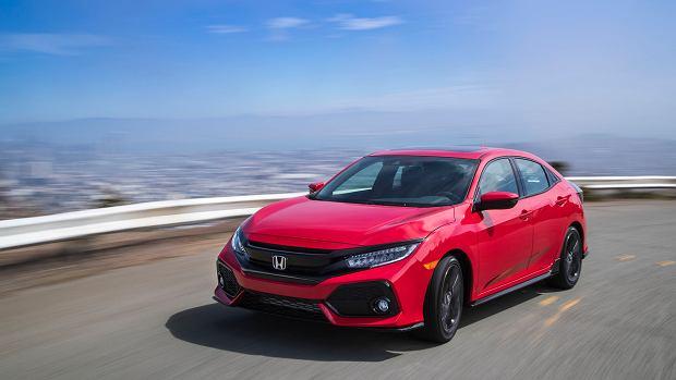 Honda | Milion zielonych samochodów do 2030