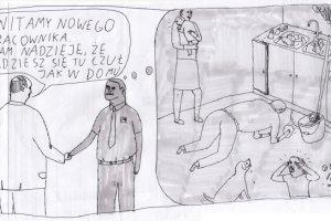 Jan Koza w Gazeta.pl. Zaczynamy wsp�prac�, dzi� pierwszy rysunek!