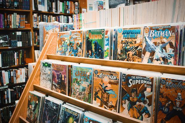 Gadżety dla fanów komiksów
