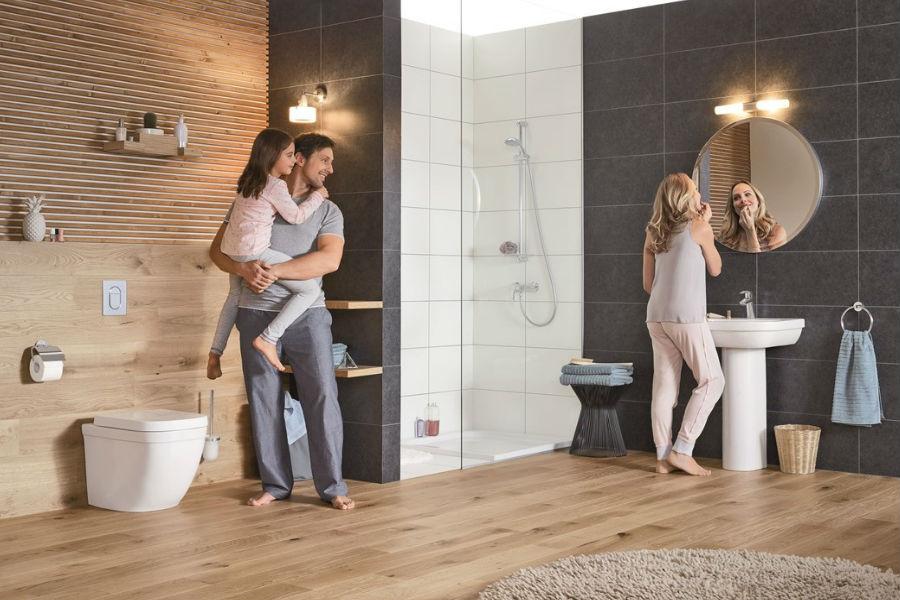 dodatki, łazienka, mieszkanie, wnętrza, meble