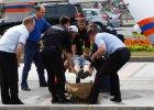 Rosja: Wypadek w moskiewskim metrze. 22 osoby zgin�y, a 129 zosta�o rannych