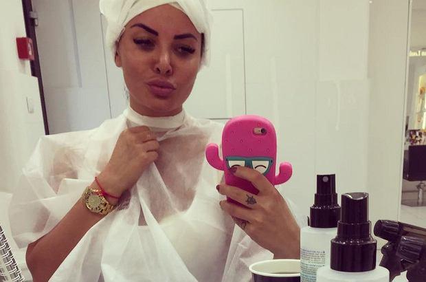 Dominika Zasiewska 'Wodzianka' obcięła włosy
