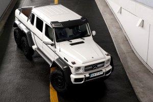 Mercedes G63 AMG 6x6 | Pierwsza jazda | Kilimand�aro