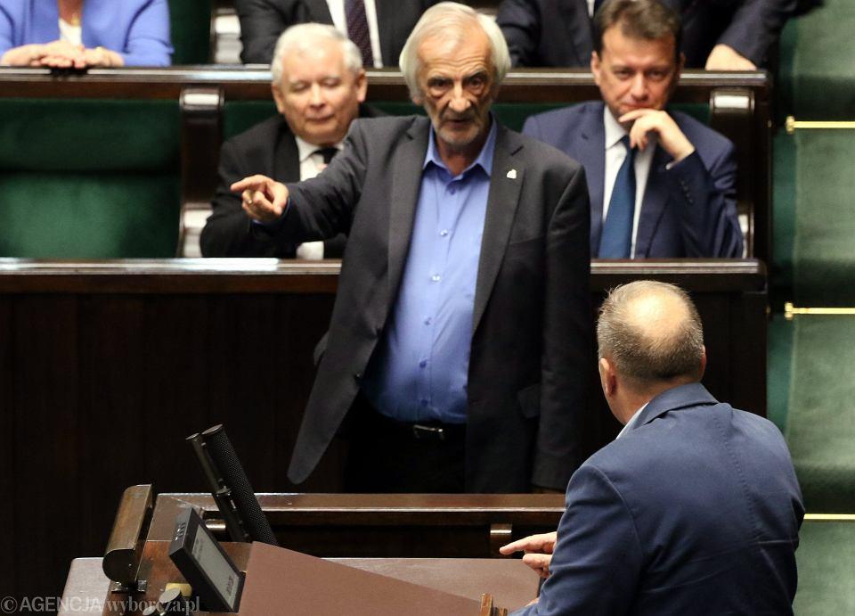 Wicemarszałek Ryszard Terlecki