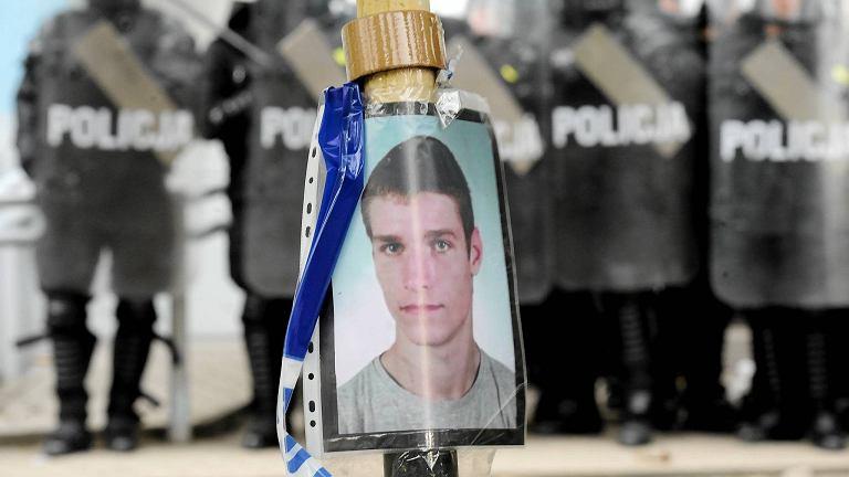 Igor Stachowiak zmarł na komisariacie przy ul. Trzemeskiej