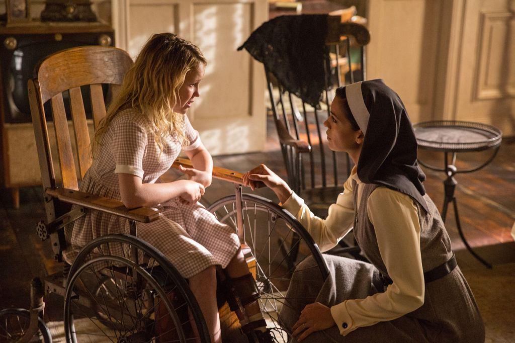 Kadr z filmu 'Anabelle. Narodziny zła' / Materiały prasowe