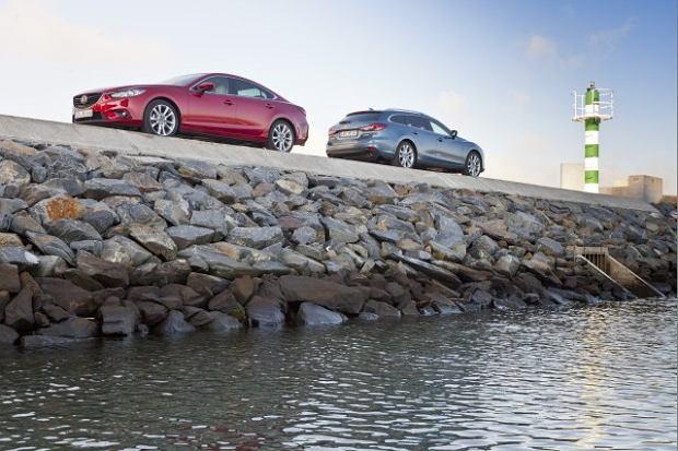 Mazda 6 | Pierwsza jazda | Dobre wrażenie