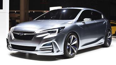 Subaru Impreza 5d Concept