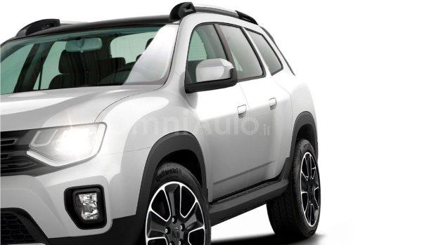 Nadchodzi nowa Dacia Duster