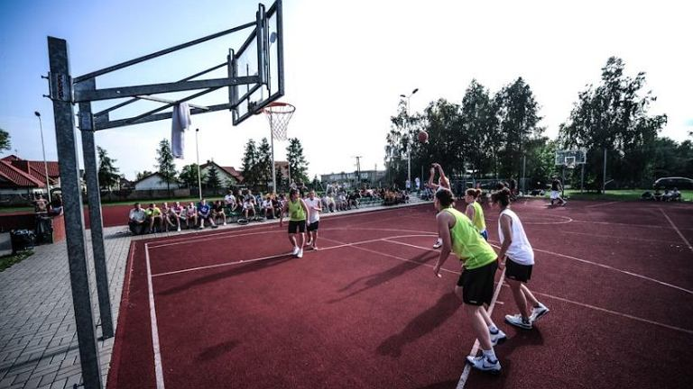 Stare Babice Streetball Challenge 2014