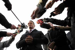 Minister Nowak: Og�aszamy przetarg na obwodnic�