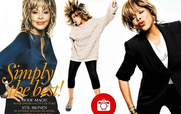 Tina Turner/Vogue Germany