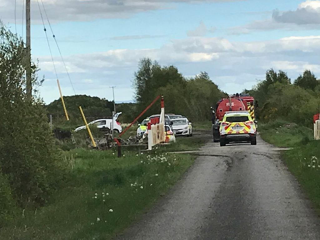 Katastrofa samolotu w Offaly