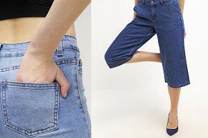 Jeansy do 100 zł w modnych zestawach na lato