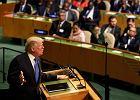 Donald Trump przemawia pierwszy raz przed Zgromadzeniem Ogólnym ONZ