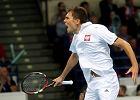 Fibak: Janowicz, tak jak Nadal, straci� pewno�� gry