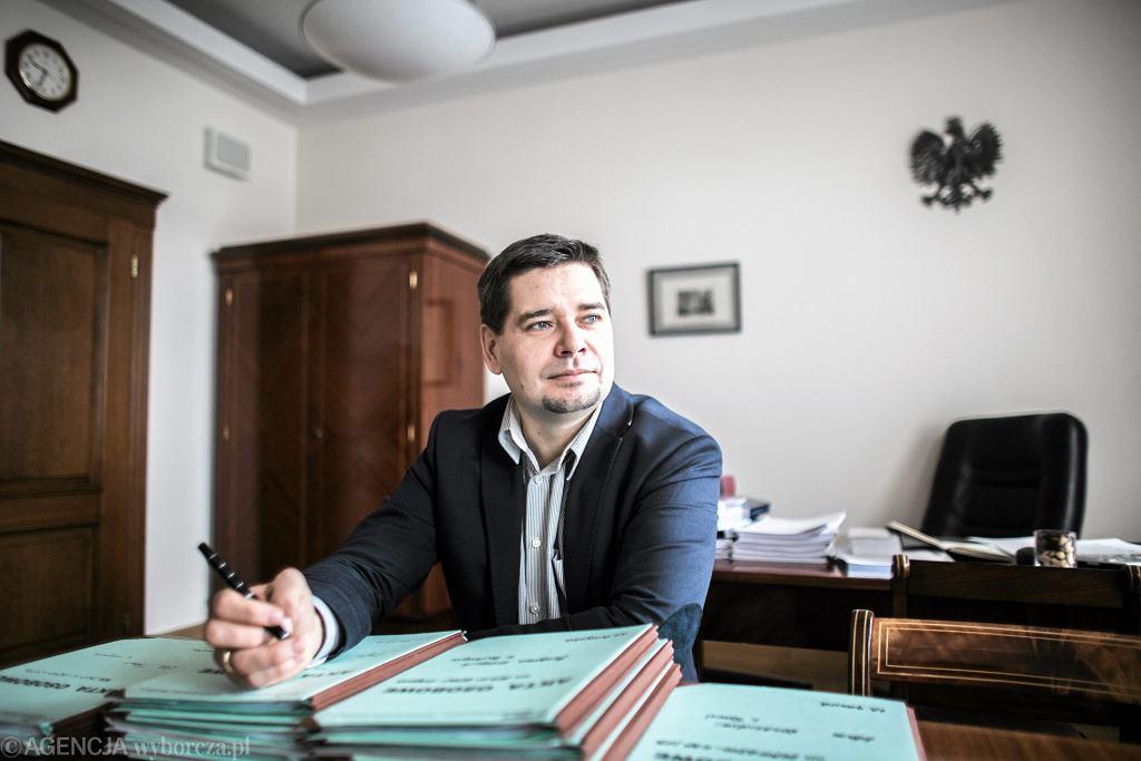 Prof. Michał Królikowski: Przygotowałem swoją żonę i dzieci na to, że mogę być zatrzymany, a swoich współpracowników w kancelarii, że może wejść CBŚP i zajmować akta klientów - mówił w RMF FM