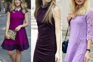 Fioletowe sukienki na lato - wybierz swoją ulubioną!