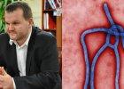 """""""Gdyby nie procedury, wirus rozprzestrzenia�by si� szybciej"""". Czy Europa powinna obawia� si� Eboli?"""