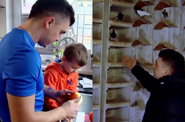 Co relaksuje Tomka Niecika? Nie zgadniecie!Dzień Dobry TVN odwiedziło Tomka Niecika na planie jego teledysku rodem z dzikiego zachodu! Wokalista pomimo wizerunku playboya, dużo czasu poświęca rodzinie, synowi, treningom i. ptakom.