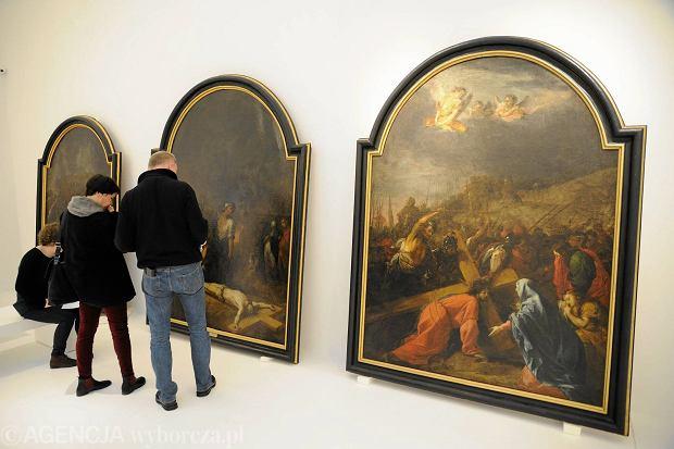 Zdjęcie numer 2 w galerii - Obrazy Michaela Willmanna wywiezione 1945 r. wróciły do Wrocławia [FOTO, WIDEO]