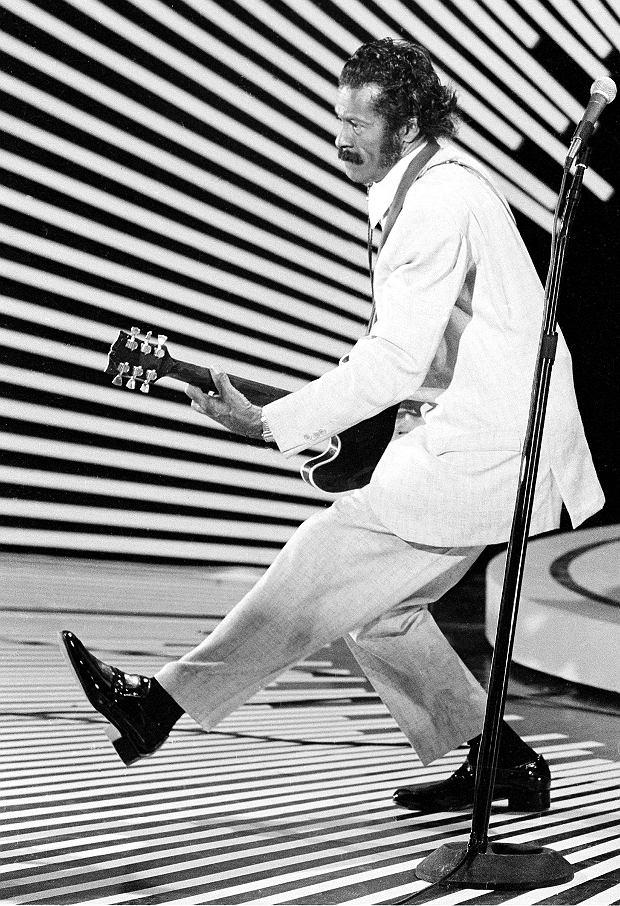 Zdjęcie numer 4 w galerii - Nie żyje Chuck Berry.