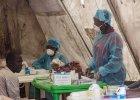 Odkrywca Eboli: Nadszed� czas, by wykorzysta� na ludziach jeszcze niedopuszczone do u�ycia leki i szczepionki