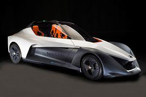 Nissan BladeGlider Concept | Elektryczne ostrze