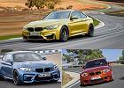 Wideo | BMW M4, M2 i 1M | Które szybsze na torze?