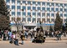Separatyści w Ługańsku wzięli zakładników i zaminowali budynek. Bójka w ukraińskiej Radzie Najwyższej [PODSUMOWANIE DNIA]