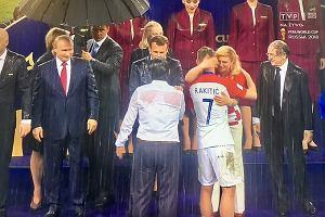 Władimir Putin na MŚ