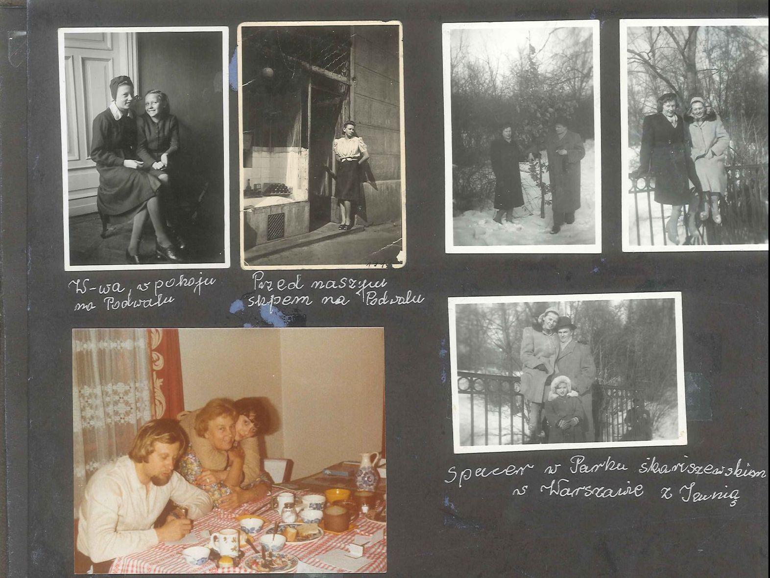Zdjęcia rodzinne Balbiny Szymańskiej-Ignaczewskiej (fot. archiwum prywatne)