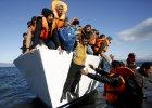 U wybrze�y Grecji zaton�y dwie �odzie z uchod�cami. Liczba ofiar wzros�a do 44.