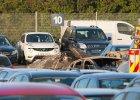 Katastrofa prywatnego samolotu w Anglii. Na pokładzie była rodzina Osamy ben Ladena. Wszyscy zginęli