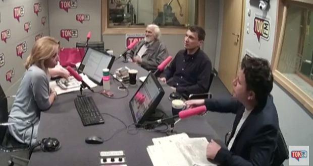 Gośćmi Dominiki Wielowieyskiej byli: Waldemar Kuczyński, Grzegorz Sroczyński, Jacek Nizinkiewicz