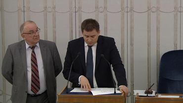 Jerzy Kozdroń i Igor Radziewicz-Winnicki