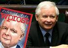 """Jarosław Kaczyński Człowiekiem Roku """"Wprost"""". """"Najważniejsza postać polskiej polityki"""""""