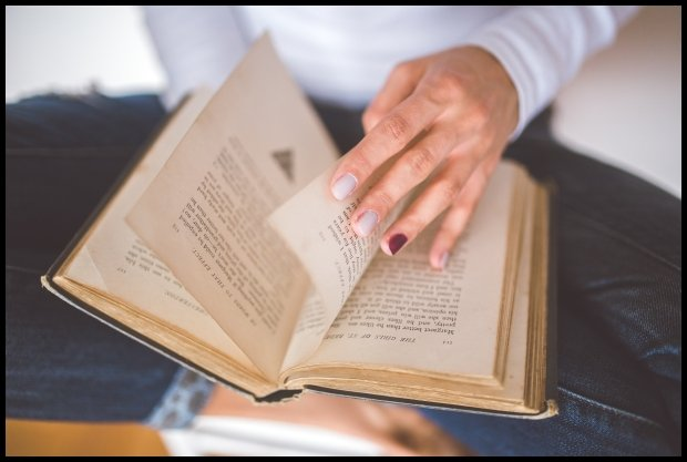 Literaturą sprowokowane wspomnienia (fot. Pexeles.com)