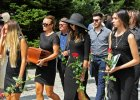 Prochy Marka Jackowskiego spocz�y na zakopia�skim cmentarzu