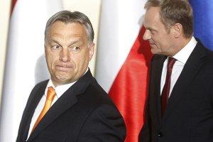 Tusk i Orban o Ukrainie: Pokojowy scenariusz jest bezalternatywny