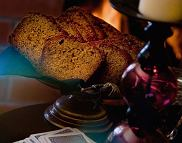Piernik z czarnuszk�, czyli chleb dziad�w