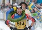 Kowalczyk wygra�a legendarny maraton narciarski - Bieg Waz�w. Startowa�a w nim po raz pierwszy
