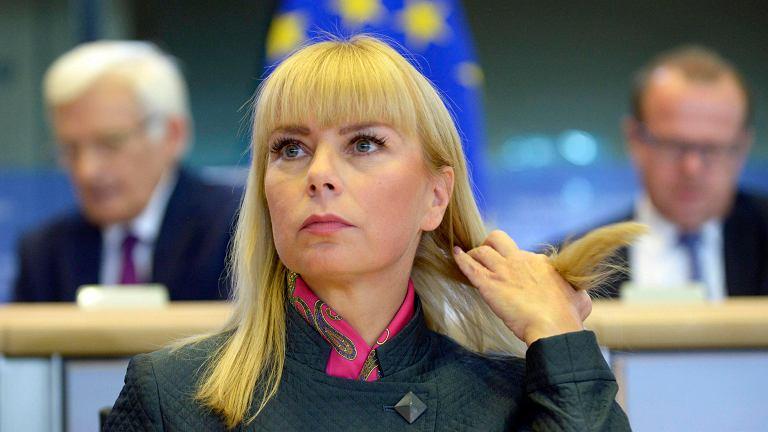 Elżbieta Bieńkowska przed Komisją Europejską
